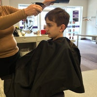 Photo taken at Supercuts by Lisa Ann Peters on 4/19/2014