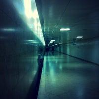 Photo taken at Metro Alameda [VD,VM] by Henrique F. on 3/6/2013