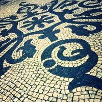 Photo taken at Avenida da Liberdade by Henrique F. on 2/19/2013