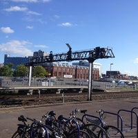 Photo taken at Platform 2 by Mark S. on 6/9/2013