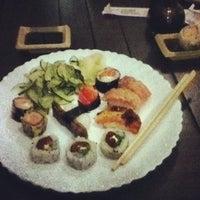 Photo taken at Tokyo Culinária Japonesa by Paula M. (. on 1/21/2013