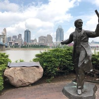 Photo taken at George Rogers Clark Park by Lokah M. on 7/14/2017