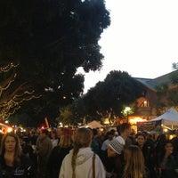Photo taken at San Luis Obispo Farmers' Market by Ian M. on 3/15/2013