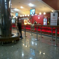 Photo taken at Cine Araújo by Flávia F. on 2/22/2013