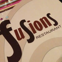 Photo taken at Fusions by Zagrah E. on 3/24/2013