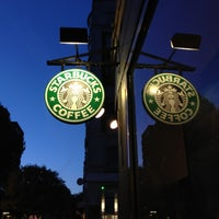 Photo taken at Starbucks by Flo G. on 10/17/2012