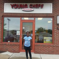 Photo taken at Young Chefs Academy by Renae B. on 6/21/2014