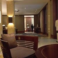 Photo taken at The Dharmawangsa Hotel by Phak on 4/22/2013