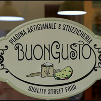 Photo taken at Buongusto piadina artigianale by Buster C. on 11/26/2017
