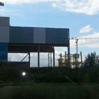 Photo taken at Industriepark Polderstad by Patrick V. on 9/15/2013