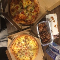 Photo taken at Domino's Pizza by Aini H. on 1/6/2018
