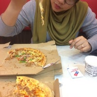Photo taken at Domino's Pizza by Aini H. on 9/27/2017