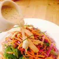 Photo taken at Le Pain Quotidien by Lavina I. on 8/23/2014