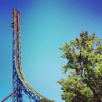 Photo taken at Six Flags Magic Mountain by Jeffrey B. on 6/14/2013