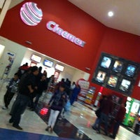 Photo taken at Cinemex by Osoterub on 9/1/2013