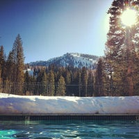 Photo taken at Solitude Mountain Resort by Bas Talaythai on 3/20/2013