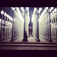 ... Photo Taken At Urban Light At LACMA By Amorntep P. On 11/22/ ...