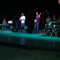 Photo taken at El Genaina Theatre by Nehal H. on 9/21/2012