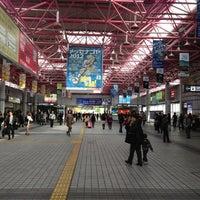 Photo taken at Kanayama Station by Masato S. on 11/9/2012