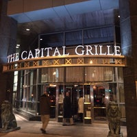 Photo taken at The Capital Grille by Big M. on 11/19/2013