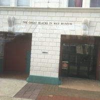 Photo taken at The National Great Blacks in Wax Museum by Big M. on 9/3/2016