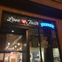 Снимок сделан в Love 'n Faith Community Cafe пользователем Big M. 9/4/2016