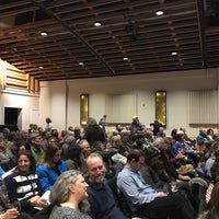 Photo taken at eTown Hall by Angela B. on 2/25/2018