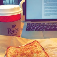 Photo taken at Peet's Coffee & Tea by RA . on 12/3/2017