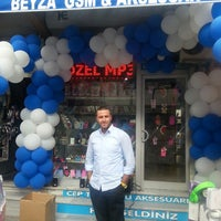 Photo taken at Beyza Gsm & Aksesuar by RUZGAR K. on 8/30/2014