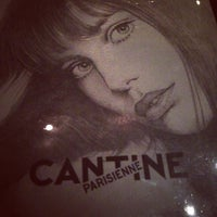 Photo taken at Cantine Parisienne by katherine on 3/3/2013