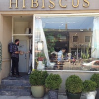 Photo taken at Hibiscus by Ryan R. on 5/2/2013