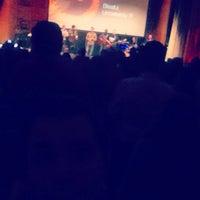 Photo taken at TEDx Tirana by Vasken S. on 5/3/2014