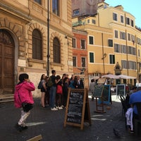 Photo taken at Bar Totò by Esra Ö. on 5/2/2017