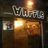 5/18/2013 tarihinde Anil D.ziyaretçi tarafından Çekirge Waffle'de çekilen fotoğraf