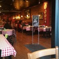 Photo taken at Dino's Pizzeria by Jen W. on 8/8/2014