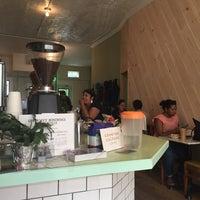 Photo taken at Pels Pie Co. by Nancy M. on 7/15/2016
