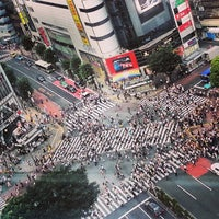 Photo taken at Shibuya Station by Rachel L. on 7/11/2013