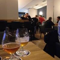Photo taken at BeerGeek Bar by Jakub W. on 10/17/2014