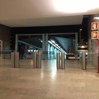 Photo taken at Terminal Fluvial do Terreiro do Paço by Ana M. on 3/25/2013