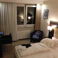 Das Foto wurde bei Hotel Am Karlstor von Klaus M. am 4/18/2013 aufgenommen
