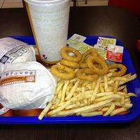 2/8/2013 tarihinde Sercan Ç.ziyaretçi tarafından Burger King'de çekilen fotoğraf