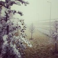 Photo taken at Ankara - Konya Yolu by Ebru E. on 1/16/2013