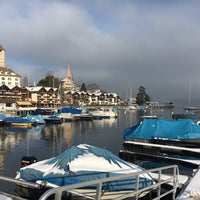 Photo taken at Spiez by Andrii S. on 1/21/2017