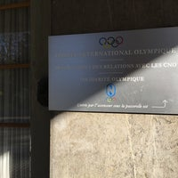 Photo taken at International Olympic Committee by Andrii S. on 11/20/2016