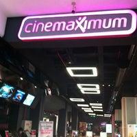 4/3/2013 tarihinde Ceren U.ziyaretçi tarafından Cinemaximum'de çekilen fotoğraf
