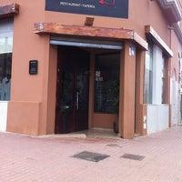 Photo taken at Restaurante El Pecat by German G. on 1/14/2013