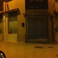 Photo taken at Restaurante El Pecat by German G. on 1/29/2013