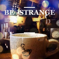 Photo taken at Strange Brew Coffeehouse by StrangeBrewCoffeehouse C. on 1/7/2013