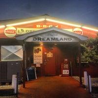 Photo taken at Dreamland BBQ by StrangeBrewCoffeehouse C. on 9/16/2013