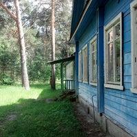 Photo taken at заброшенный лагерь by Nikolay P. on 6/9/2013